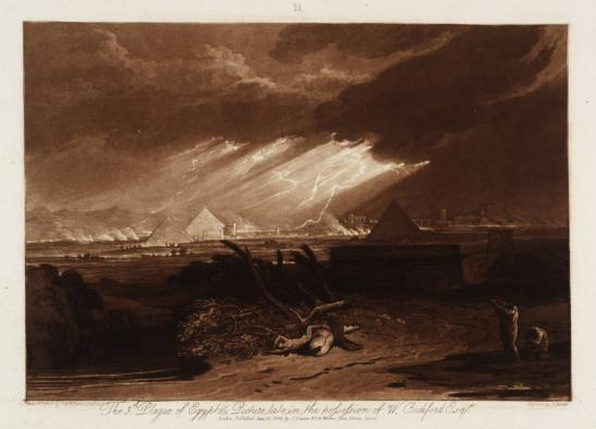 Turner: 5th Plague, 1808 version